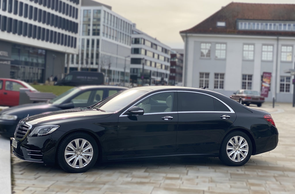 Chauffeurservice Merceses